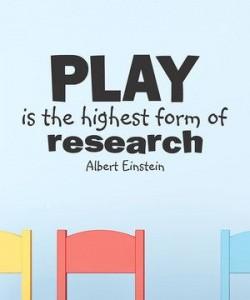 Einstein - play