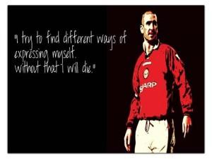 Cantona quote