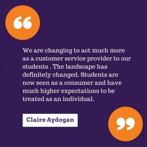 Claire Aydogan quote