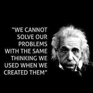 Einstein - creativity