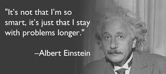 Einstein - problems
