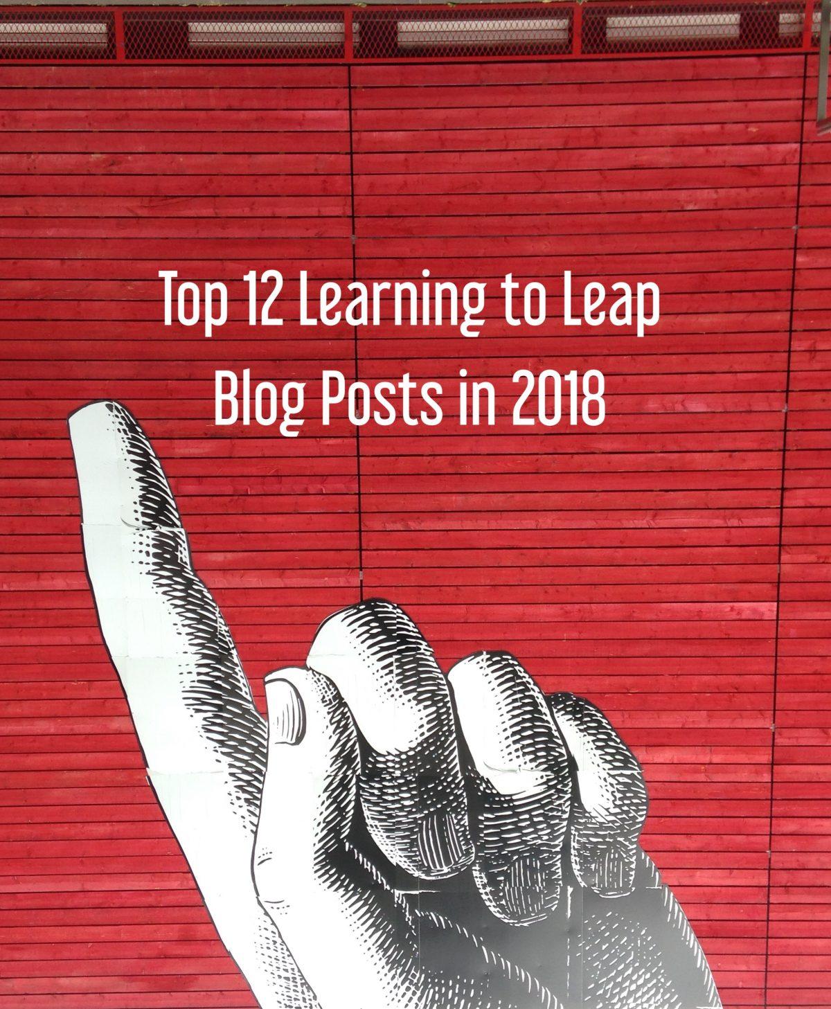 blog posts 2018